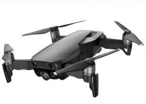 DJI Mavic Air Quadcopter, Onyx Black
