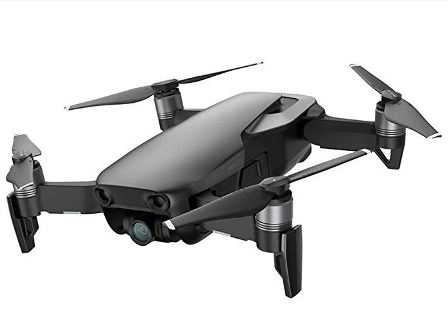 DJI Mavic Air Quadcopter, Onyx Black